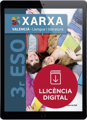 Xarxa 3 (llicència digital)