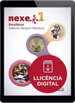 Nexe 1 (llicència digital)