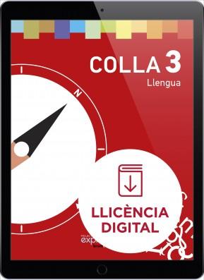 Colla 3 (llicència digital)