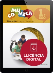Comunica 1 (llicència digital)