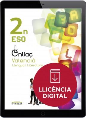 Enllaç 2 (llicència digital)