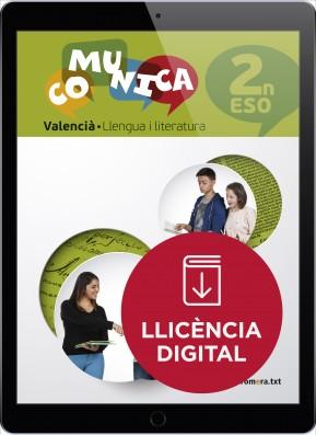 Comunica 2 (llicència digital)