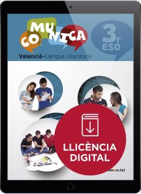 Comunica 3 (llicència digital)