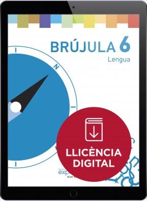 Brújula 6 (llicència digital)