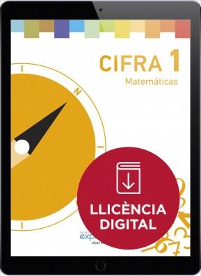Cifra 1 (llicència digital)