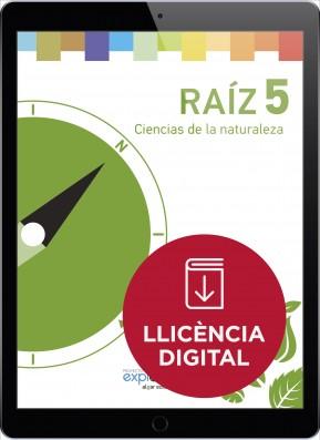 Raíz 5 (llicència digital)