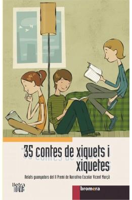 35 contes de xiquets i xiquetes