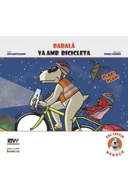 Babalà va amb bicicleta