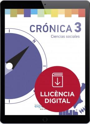 Crónica 3 (llicència digital)