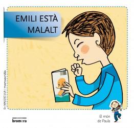 Emili està malalt En Majúscula i manuscrita
