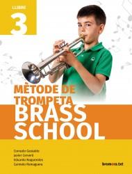 Mètode de trompeta. Brass School 3