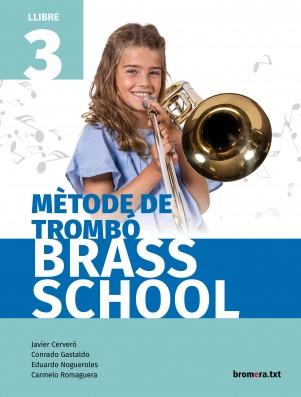 Mètode de trombó. Brass School 3