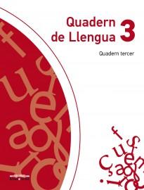 Quadern de llengua 3 (Quadern tercer)