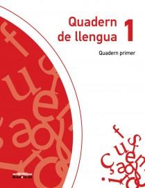 Quadern de llengua 1 (Quadern primer)