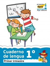 Cuaderno de lengua 1º - Primer trimestre