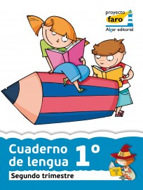 Cuaderno de lengua 1º - Segundo trimestre