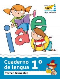 Cuaderno de lengua 1º - Tercer trimestre