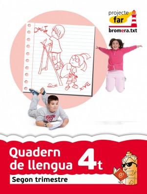 Quadern de llengua 4 (Segon trimestre) - Far