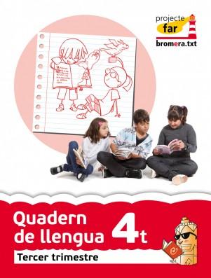 Quadern de llengua 4 (Tercer trimestre) - Far
