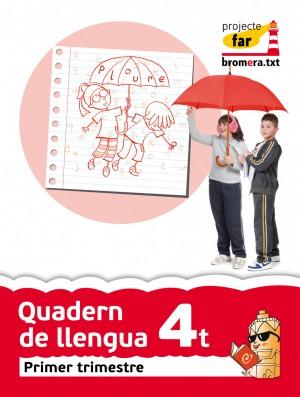 Quadern de llengua 4 (Primer trimestre) - Far