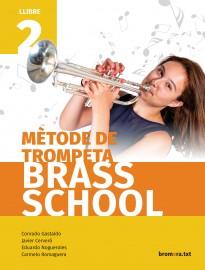 Mètode de trompeta. Brass School 2