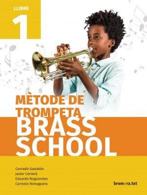 Mètode de trompeta. Brass School 1