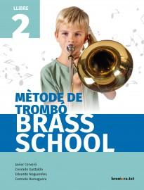 Mètode de trombó. Brass School 2