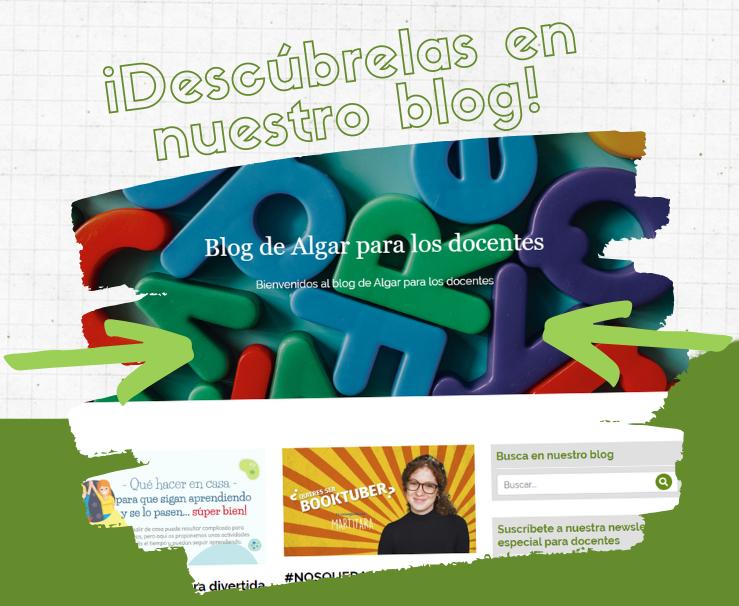 Blog recursos para los docentes Algar