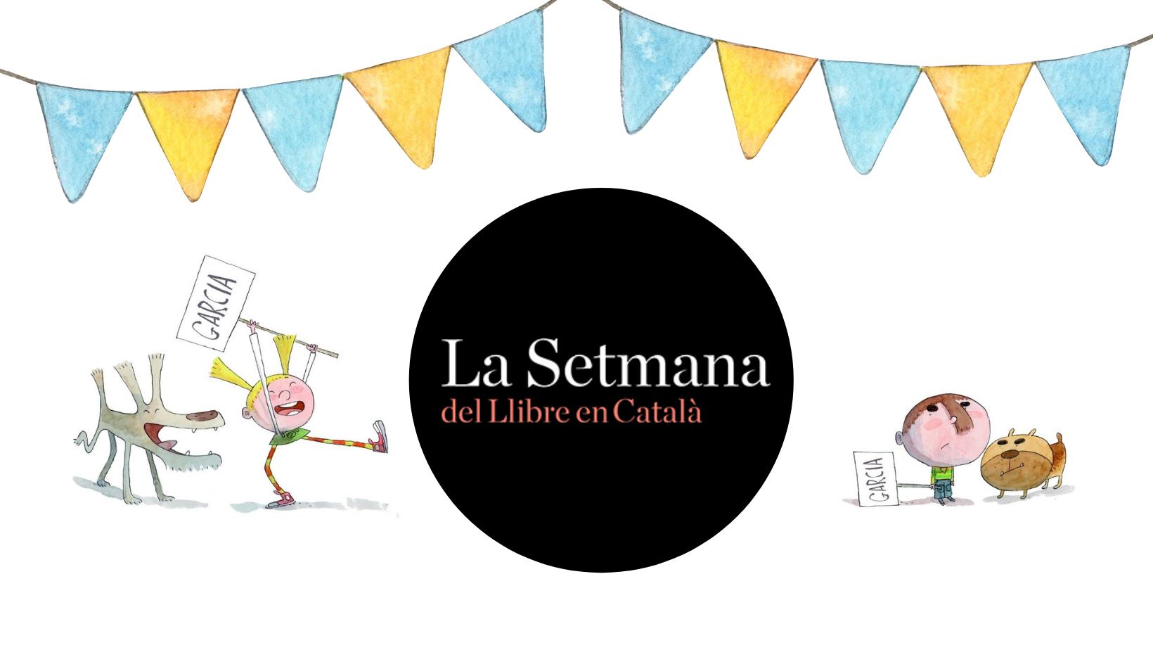 La Setmana del Llibre en Català d'Animallibres