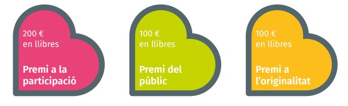Premis concurs booktubes Bromera