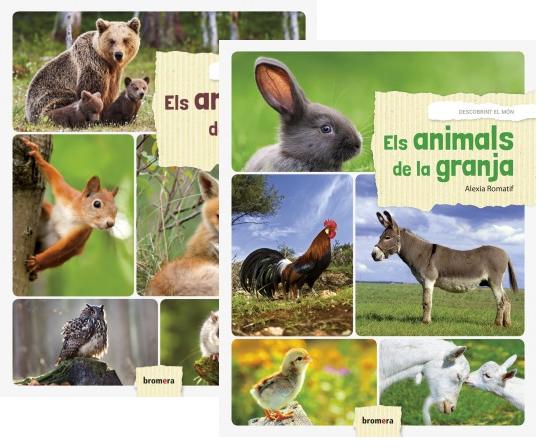 Els animals del bosc / Els animals de la granja