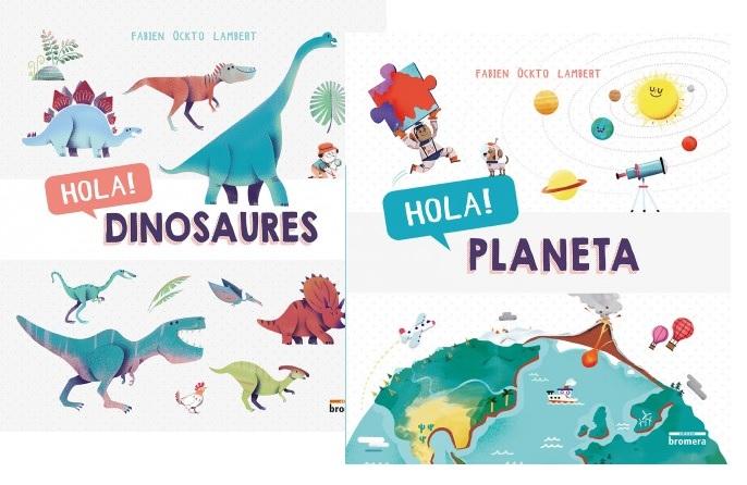 Hola! Dinosaures / Hola! Planeta