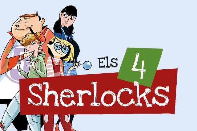Els 4 Sherlocks