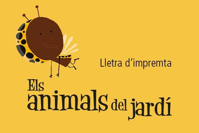 Els animals del jardí (Versió impremta)