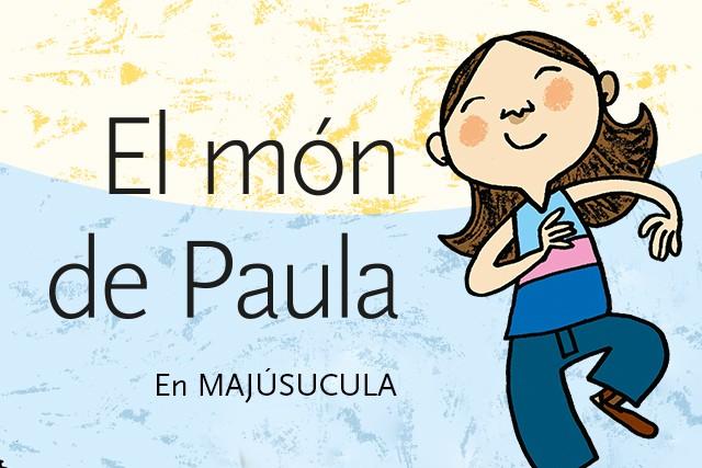El món de Paula (Versió majúscules)