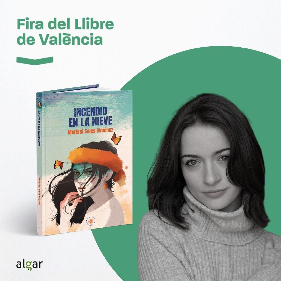Marisol Sales Giménez, Incendio en la nieve