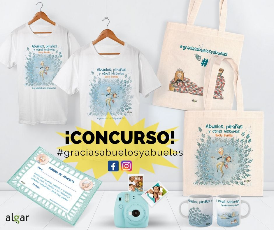Concurso #graciasabuelosyabuelas Rocio Bonilla