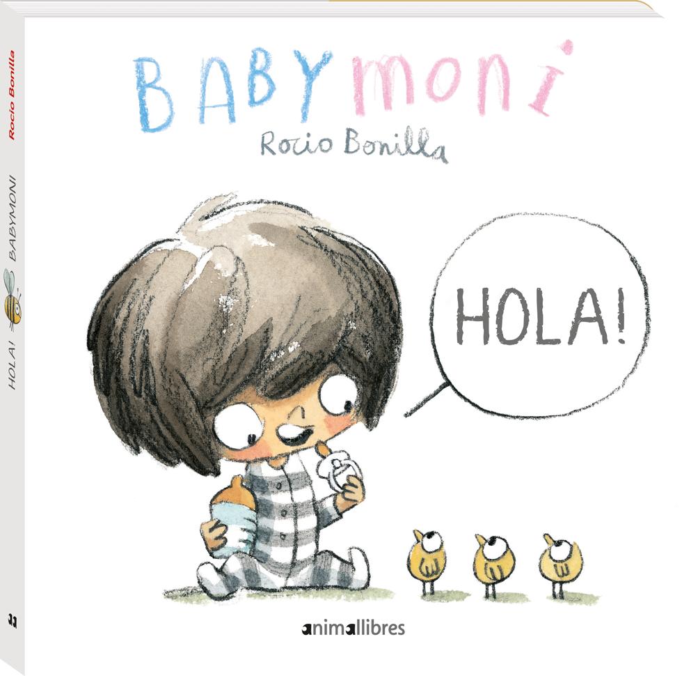 Babymoni Hola Rocio Bonilla