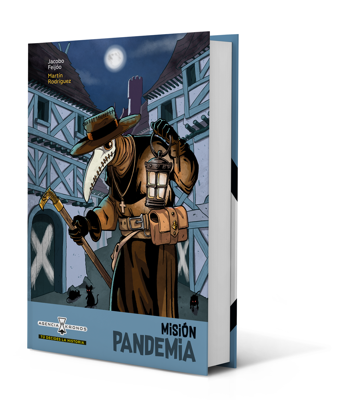 Agencia Kronos Misión Pandemia