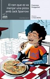 El nen que es va menjar una pizza amb Jack Sparrow