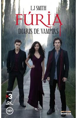 Diaris de vampirs. Fúria