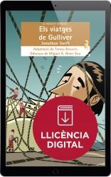 Els viatges de Gulliver (llicència digital)