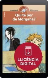 Qui té por de Morgana? (llicència digital)