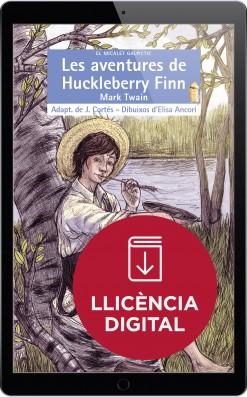 Les aventures de Huckleberry Finn (llicència digital)
