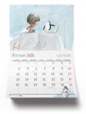 Calendari Minimoni 2021