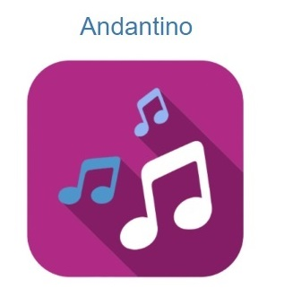 Icona Andantino App