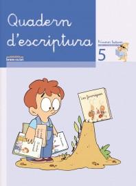 Quadern d'escriptura 5