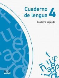Cuaderno de lengua 4 (cuaderno segundo)