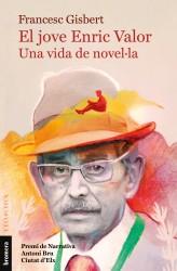 El jove Enric Valor, Una vida de novel·la