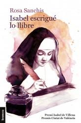 Isabel escrigué lo llibre